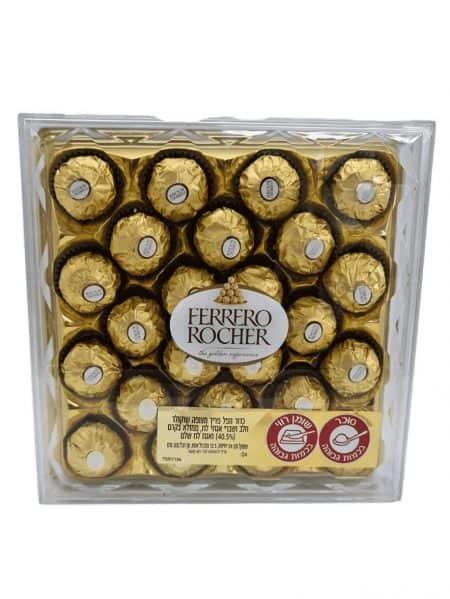 פררו רושה-24 יחידות שוקולד